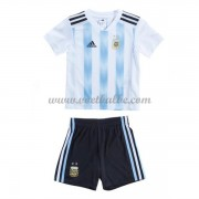 Voetbalshirts kids Argentinië 2018 thuis tenue ..