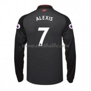 Voetbaltenue Arsenal Alexis Sanchez 7 third shirt lange mouw 2017-18..