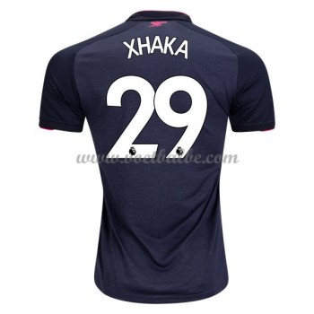 Voetbaltenue Arsenal Xhaka 29 third shirt 2017-18
