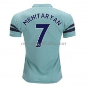 Goedkoop Voetbaltenue Arsenal 2018-19 Henrikh Mkhitaryan 7 Third Shirt..