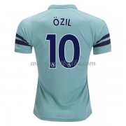 Goedkoop Voetbaltenue Arsenal 2018-19 Mesut Ozil 10 Third Shirt..