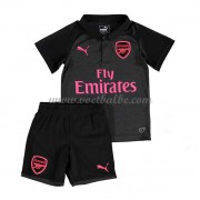 Voetbalshirts kids Arsenal third tenue 2017-18..
