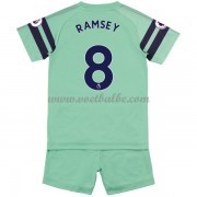 Goedkope Voetbalshirts Arsenal Tenue Kind 2018-19 Aaron Ramsey 8 Third Shirt..