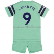 Goedkope Voetbalshirts Arsenal Tenue Kind 2018-19 Alexandre Lacazette 9 Third Shirt..