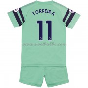 Goedkope Voetbalshirts Arsenal Tenue Kind 2018-19 Lucas Torreira 11 Third Shirt..