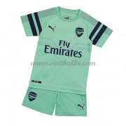 Goedkope Voetbalshirts Arsenal Tenue Kind 2018-19 Third Shirt..