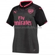 Goedkope Voetbaltenue Arsenal Dames 2017-18 third shirt..