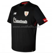 Voetbaltenue Athletic Bilbao uitshirt 2017-18..