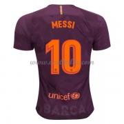 Voetbaltenue Barcelona Lionel Messi 10 third shirt 2017-18..