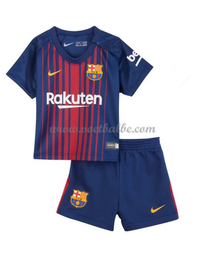 Voetbalshirts kids Barcelona thuis tenue 2017-18