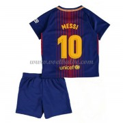 Voetbalshirts kids Barcelona Lionel Messi 10 thuis tenue 2017-18