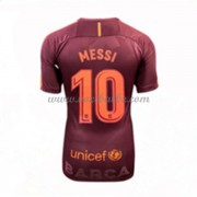 Goedkope Voetbaltenue Barcelona Dames 2017-18 Lionel Messi 10 third shirt..
