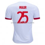 Voetbaltenue Bayern Munich Thomas Muller 25 third shirt 2017-18..