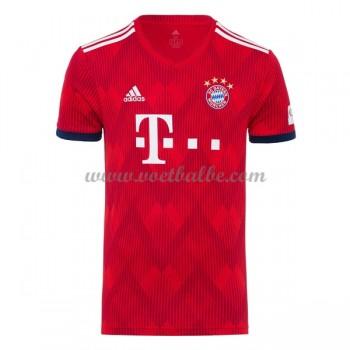 Goedkoop Voetbaltenue Bayern München 2018-19 Thuisshirt