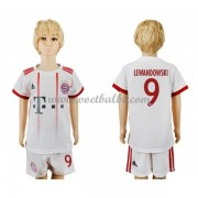 Voetbalshirts kids Bayern Munich Robert Lewandowski 9 third tenue 2017-18..