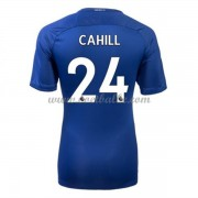 Voetbaltenue Chelsea Cahill 24 thuisshirt 2017-18..