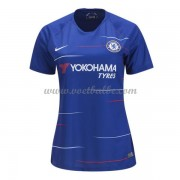 Goedkope Voetbalshirts Chelsea Tenue Dames 2018-19 Thuisshirt..