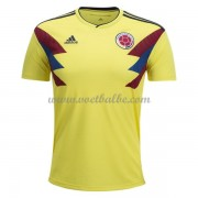 Voetbalshirt Colombia 2018 thuis tenue