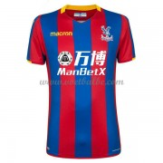 Voetbaltenue Crystal Palace thuisshirt 2017-18..