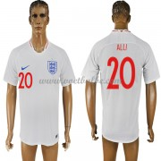 Voetbalshirt England 2018 Alli 20 thuis tenue ..