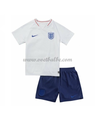 Voetbalshirts kids England 2018 thuis tenue