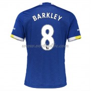 Voetbaltenue Everton Barkley 20 thuisshirt 2017-18..