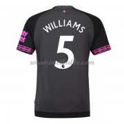 Goedkoop Voetbaltenue Everton 2018-19 Ashley Williams 5 Uitshirt..