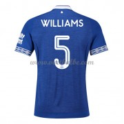 Goedkoop Voetbaltenue Everton 2018-19 Ashley Williams 5 Thuisshirt..