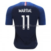 Voetbalshirt Frankrijk 2018 Anthony Martial 11 thuis tenue ..