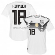 Voetbalshirt Duitsland 2018 Joshua Kimmich 18 thuis tenue ..