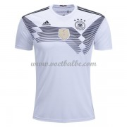 Voetbalshirt Duitsland 2018 thuis tenue