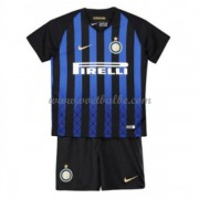 Goedkope Voetbalshirts Inter Milan Tenue Kind 2018-19 Thuisshirt..
