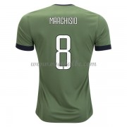 Voetbaltenue Juventus Claudio Marchisio 8 third shirt 2017-18..