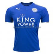 Voetbaltenue Leicester City thuisshirt 2017-18..