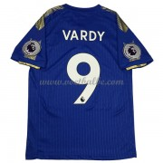 Voetbaltenue Leicester City Vardy 9 thuisshirt 2017-18..
