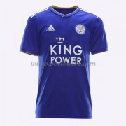 Goedkoop Voetbaltenue Leicester City 2018-19 Thuisshirt..