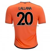 Voetbaltenue Liverpool Adam Lallana 20 third shirt 2017-18..