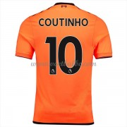 Voetbaltenue Liverpool Philippe Coutinho 10 third shirt 2017-18..