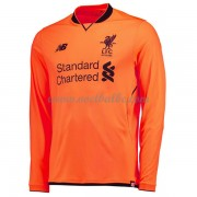 Voetbaltenue Liverpool third shirt lange mouw 2017-18..
