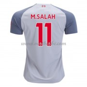 Goedkoop Voetbaltenue Liverpool 2018-19 Mohamed Salah 11 Third Shirt..