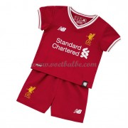 Voetbalshirts kids Liverpool thuis tenue 2017-18..
