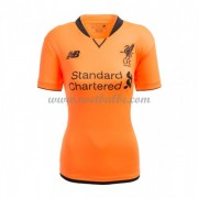 Goedkope Voetbaltenue Liverpool Dames 2017-18 third shirt..
