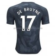 Voetbaltenue Manchester City De Bruyne 17 third shirt 2017-18..