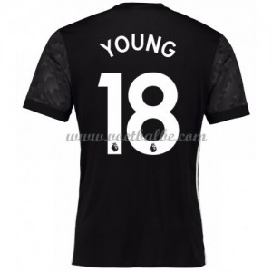 Voetbaltenue Manchester United Young 18 uitshirt 2017-18