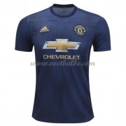 Goedkoop Voetbaltenue Manchester United 2018-19 Third Shirt..