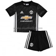 Voetbalshirts kids Manchester United uit tenue 2017-18..