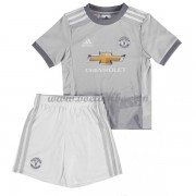 Voetbalshirts kids Manchester United third tenue 2017-18..