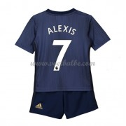Goedkope Voetbalshirts Manchester United Tenue Kind 2018-19 Alexis Sanchez 7 Third Shirt..