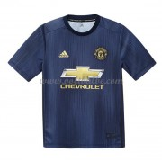 Goedkope Voetbalshirts Manchester United Tenue Kind 2018-19 Third Shirt..