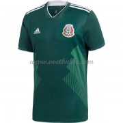 Voetbalshirt Mexico 2017 thuis tenue..